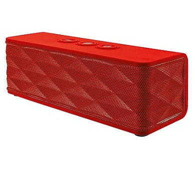 Trust Jukebar Wireless 1.0 - červený + DOPRAVA ZDARMA