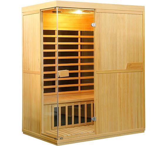 HealthLand DeLuxe 2200 Carbon - BT + Záruka 3 roky + DOPRAVA ZDARMA