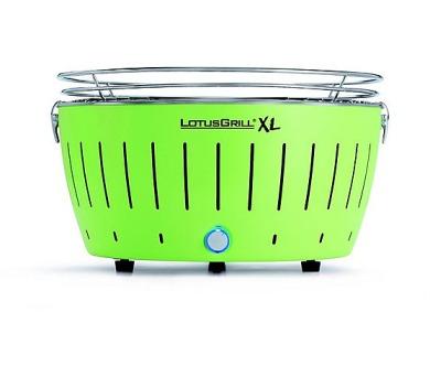 LotusGrill XL Green - 44cm + taška na gril a sada baterií AA + DOPRAVA ZDARMA