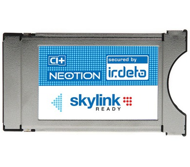 CA modul Neotin Skylink Ready Irdeto CI+ + DOPRAVA ZDARMA
