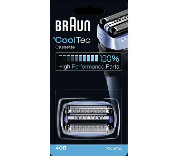 Braun Cooltech 40B + DOPRAVA ZDARMA