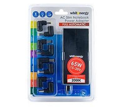 Whitenergy 65W AC univerzální pro notebooky