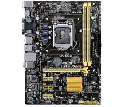 Asus H81M-PLUS sc 1150