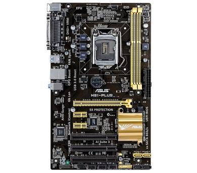 Asus H81-PLUS sc 1150