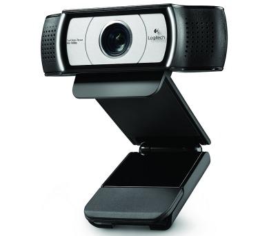 Logitech HD Webcam C930e - černá