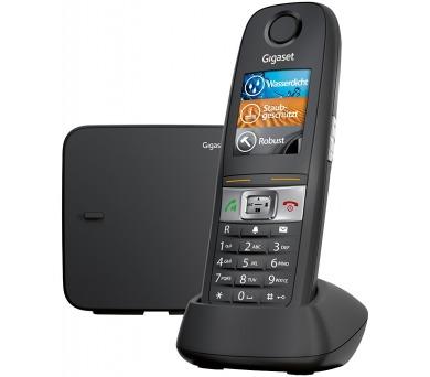 Domácí telefon Siemens Gigaset E630 - černý + DOPRAVA ZDARMA