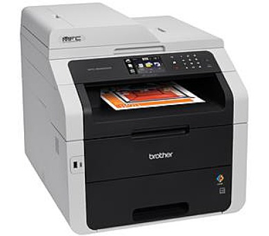 Brother MFC-9340CDW A4
