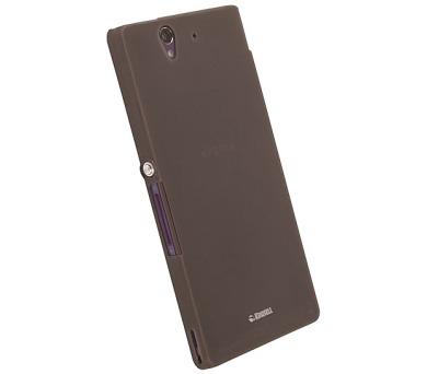 Krusell FROSTCOVER pro Sony Xperia Z - černý