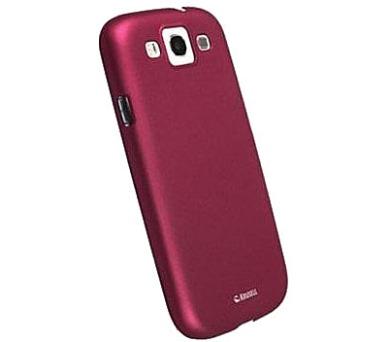 Krusell COLORCOVER pro Samsung Galaxy S4 (i9505) - růžový