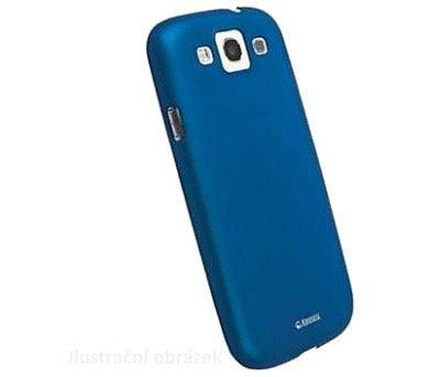 Krusell COLORCOVER pro Samsung Galaxy S4 (i9505) - modrý