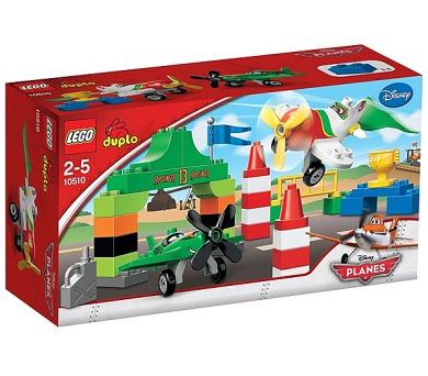 Stavebnice Lego® DUPLO Planes 10510 Ripslingerův letecký závod