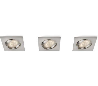 Bodové svítidlo Philips Galileo 3ks 59080/17/16 + DOPRAVA ZDARMA
