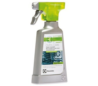 Electrolux spray ovencare