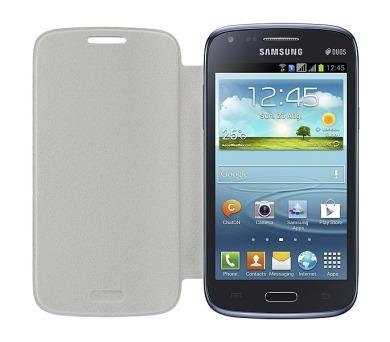 Samsung pro Galaxy Core Duos (EF-FI826BW) - bílé