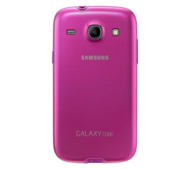 Samsung EF-PI826BP Plus pro Galaxy Core Duos (i8262) - růžový