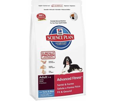 Granule Hill´s Canine Adult Tuna&Rice