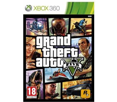 RockStar Xbox 360 Grand Theft Auto V