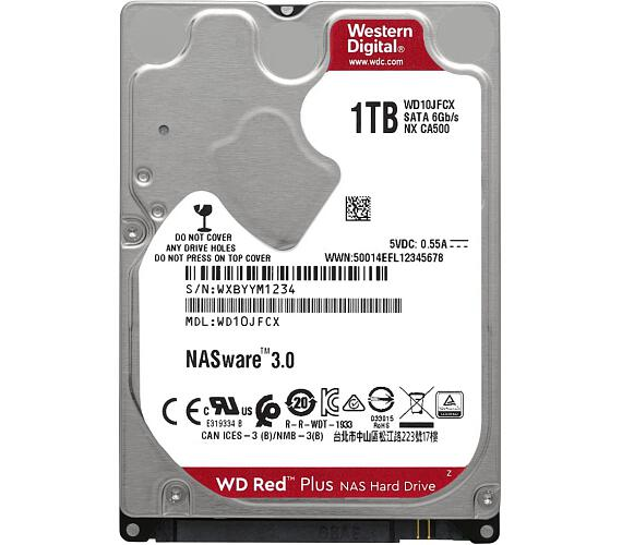 "HDD 2,5"" Western Digital RED 1TB SATA III"