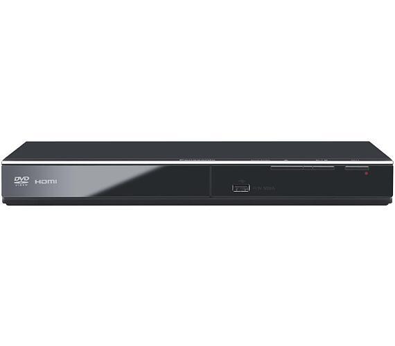 Panasonic DVD-S700EP-K + DOPRAVA ZDARMA