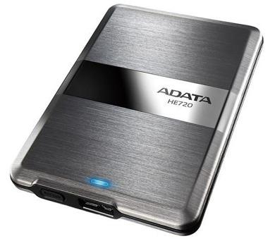 A-Data HE720 1TB - stříbrný