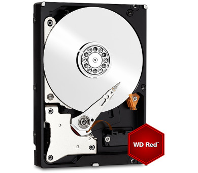 "HDD 3,5"" Western Digital RED 4TB SATA III"