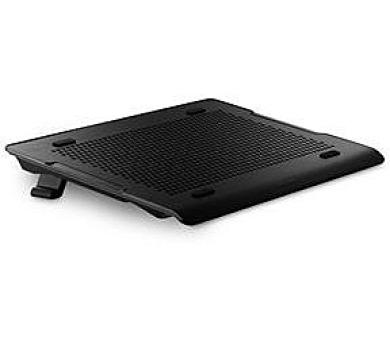 Podstavec Coolermaster ALU NotePal U2 Plus titaniu