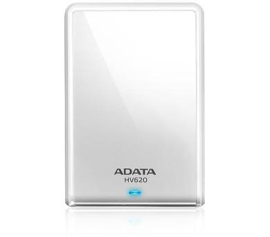 ADATA HV620 1TB - bílý