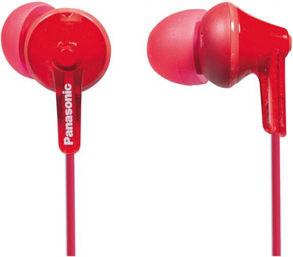 Panasonic RP-HJE125E-R červená