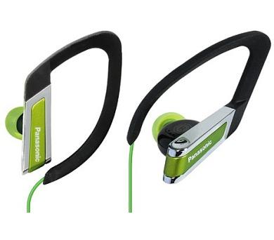 Panasonic RP-HS200E-G zelená + DOPRAVA ZDARMA