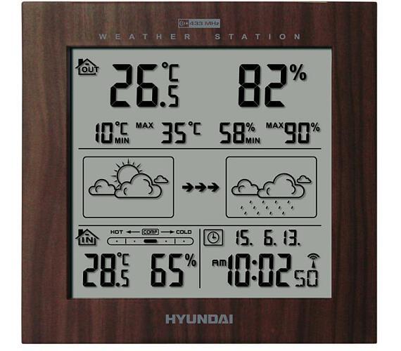 Hyundai WS 2244 + Bezdrátový reproduktor Gogen