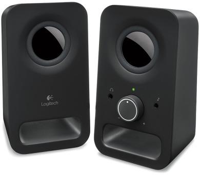 Logitech Z150 2.0 - černé