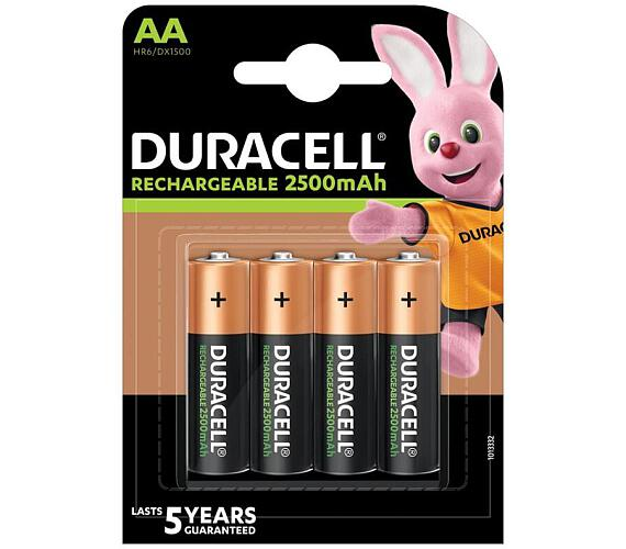 Duracell StayCharged AA 2400 mAh + DOPRAVA ZDARMA
