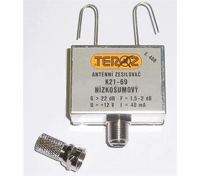 Teroz anténní zesilovač T408F