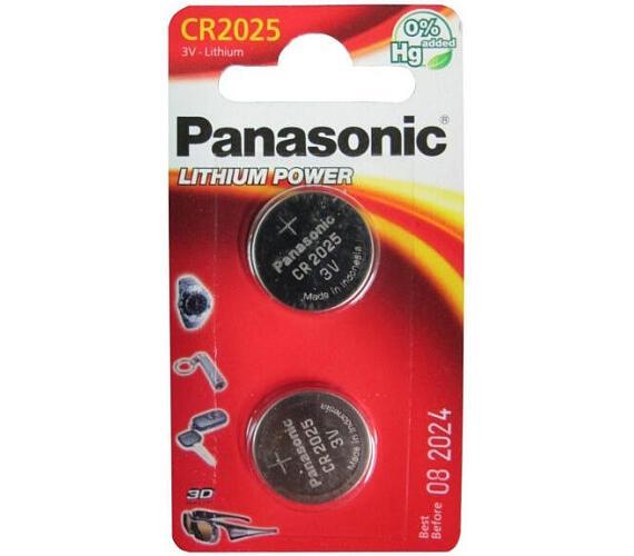 Panasonic CE Baterie Panasonic CR2025