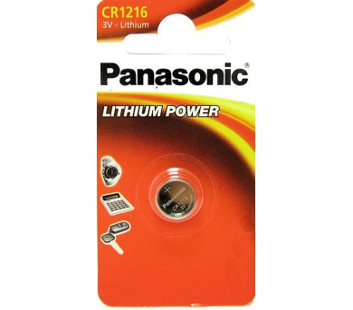 Panasonic CR 1216
