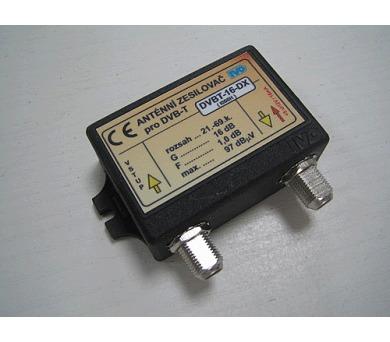 Zesilovač pro DVB-T/T2 IVO DVB-16DX (ZP15)