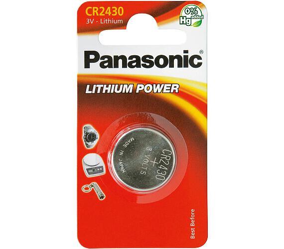 Panasonic Baterie Energizer CR 2430