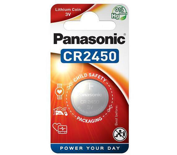 Panasonic Baterie Energizer CR 2450