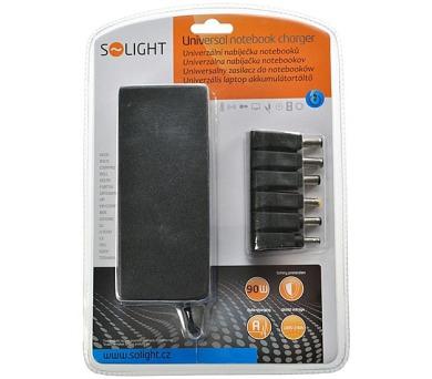 Síťový zdroj SOLIGHT DA33 90W pro notebooky