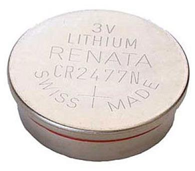 Baterie Renata CR 2477N 3V