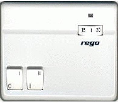 Prostorový termostat pro akumulační kamna REGO 10A 97303