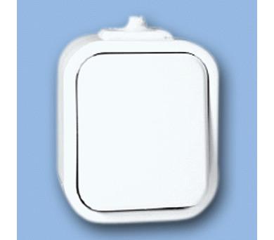 Instalační spínač WNT-1 IP44 bílá