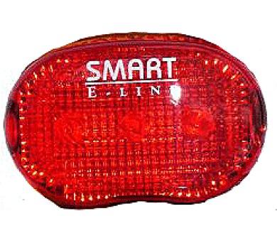 Zadní blikačka SMART RL-403 R červená