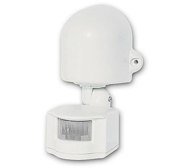ELEKTROBOCK Čidlo pohybové LX14 - bílé 120°