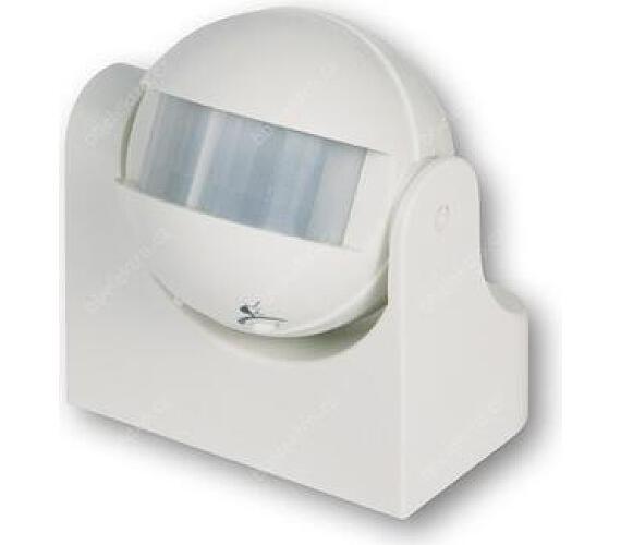 ELEKTROBOCK Čidlo pohybové LX39 - bílé 180°