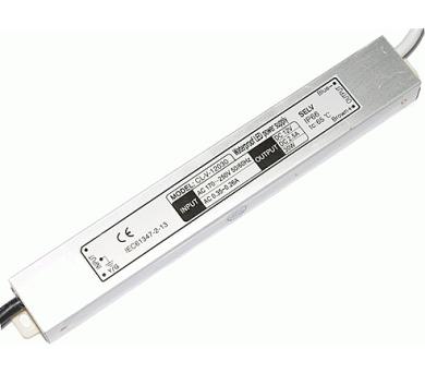 Síťový zdroj vestavný 230V/12V 2.5A 30W pro LED pásky CL-V-12030 vodotěsný