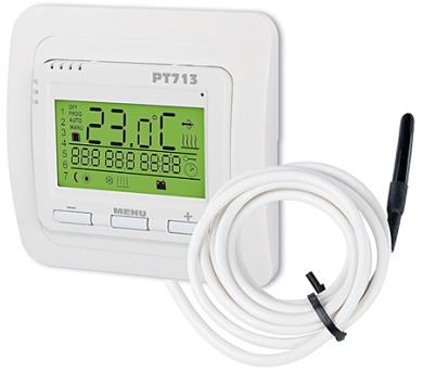 Inteligentní termostat pro podlah.topení PT713-EI + DOPRAVA ZDARMA
