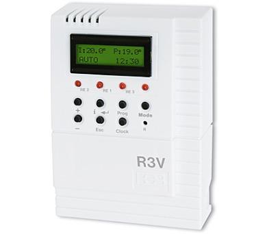 ELEKTROBOCK Regulátor směšovacích ventilů R3V + DOPRAVA ZDARMA