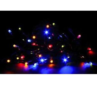 Vánoční osvětlení - stálesvítící - BAREVNÉ