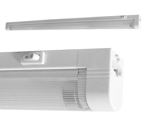 Zářivkové svítidlo MERA TL-8W bílá